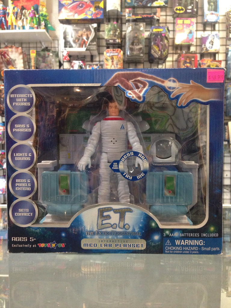 E.T. Med Lab Playset Toys R Us Exclusive