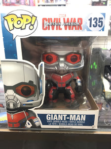 Funko POP! Marvel Captain America Civil War Giant-Man #135