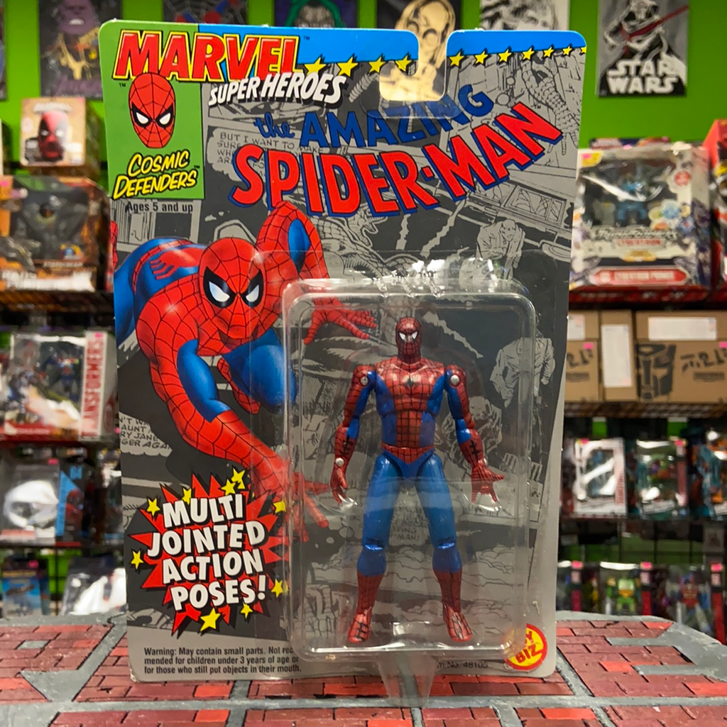 Toy Biz Marvel Super Heroes The Amazing Spider-Man (Multi-jointed)