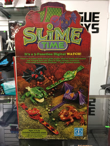 Slime Time Digital Watch Frog