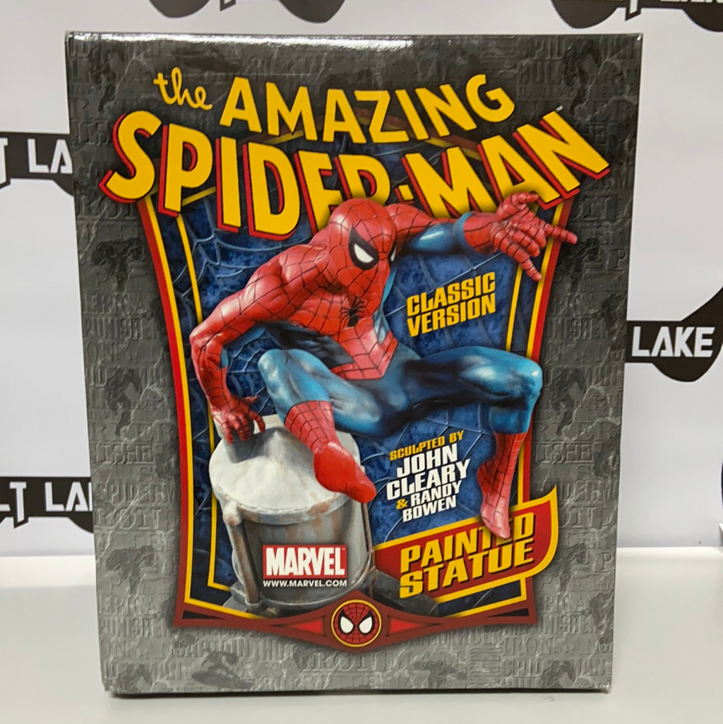 Bowen Design The Amazing Spider-Man painted statue
