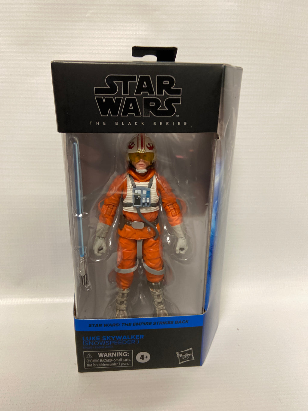 Hasbro Star Wars Black Series Luke Skywalker snowspeeder Pilot (Empire Strikes Back)