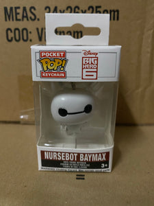 Funko Pocket POP! Keychains Disney Big Hero 6 Baymax