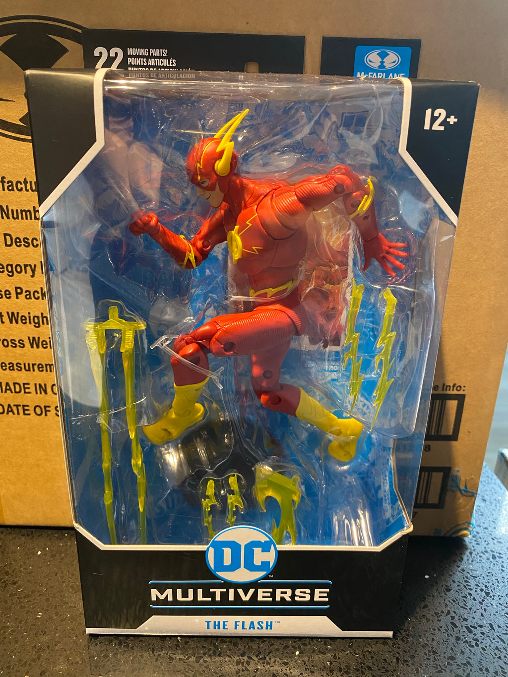 McFarlane DC Multiverse the Flash
