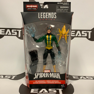 Hasbro Marvel Legends Spider-Man Marvel's Electro
