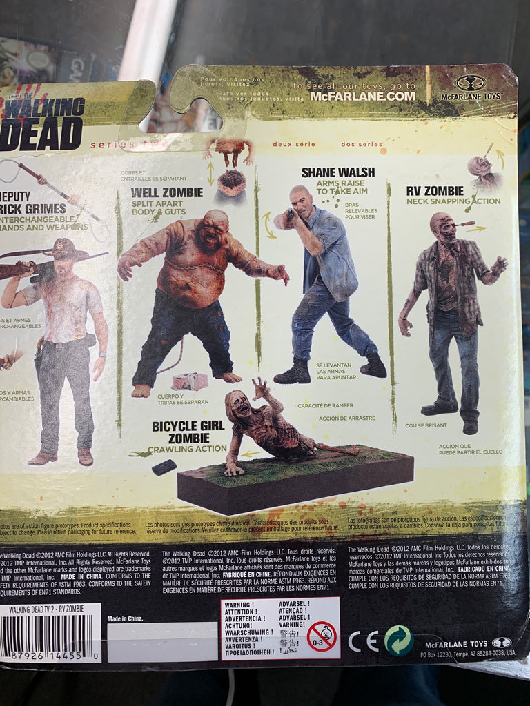 The Walking Dead AMC RV Zombie (series 2)