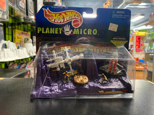 Mattel Hot Wheels Planet Micro Armageddon
