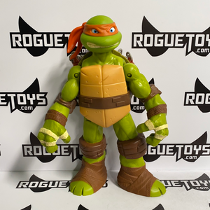 Playmates Toys 2012 Teenage Mutant Ninja Turtles TMNT Battle Shell Michelangelo