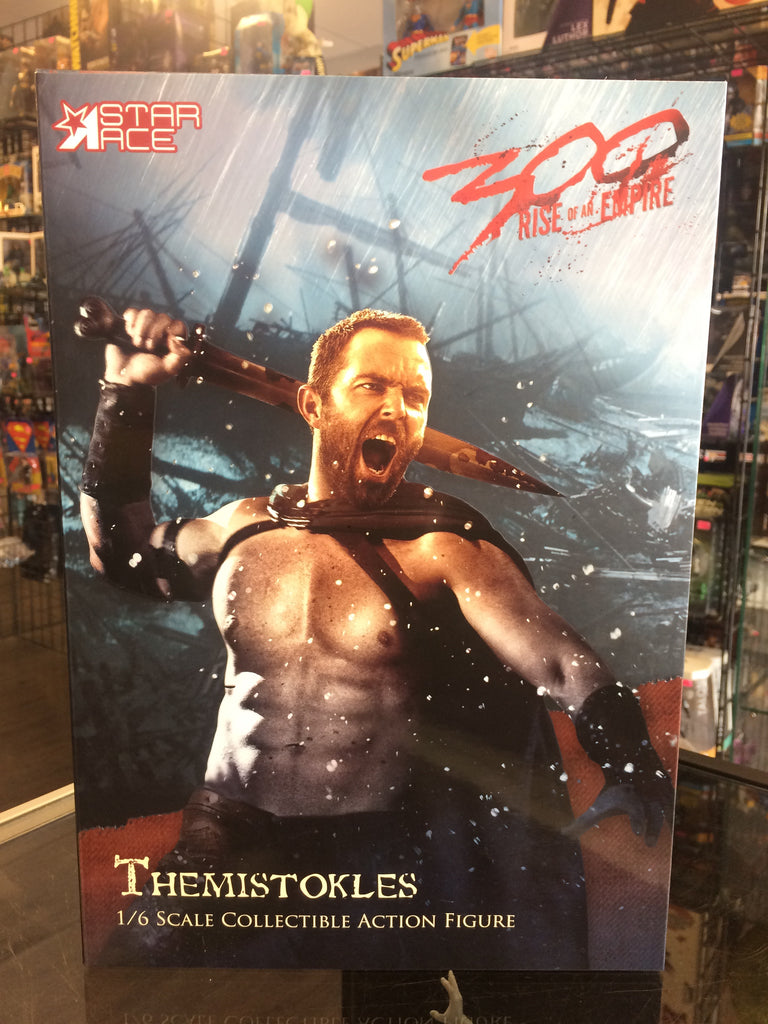Star Ace 1/6 Scale 300 Rise of an Empire Themistokles collectible figure