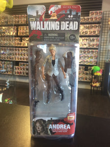 McFarlane The Walking Dead Series 4 Andrea
