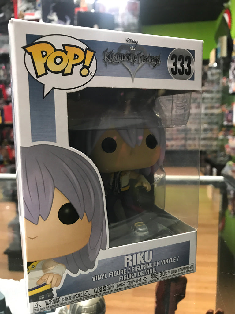Funko Pop! Kingdom Hearts Riku 333
