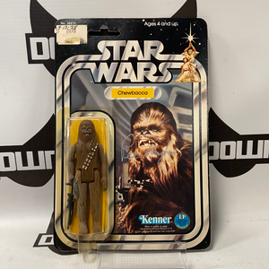 Kenner Vintage Star Wars Chewbacca autographed by Peter Mayhew