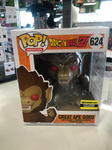 Funko Pop! Dragon Ball Z Great Ape Goku