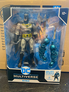 McFarlane DC Multiverse BAF The Merciless Dark Knight MetalSuperman Infected