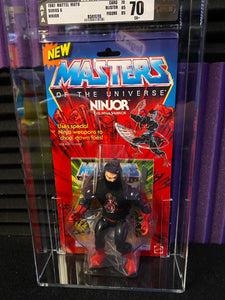 MATTEL MASTERS OF THE UNIVERSE- NINJOR