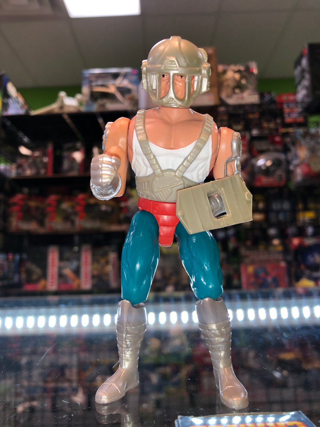 Mattel The New Adventures Of He-Man KAYO