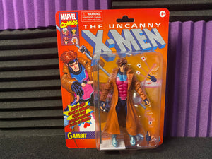 Hasbro Marvel Legends X-Men Retro Gambit