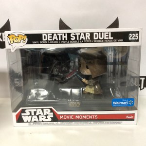 Funko Pop! Star Wars Movie Moments #225: Death Star Duel