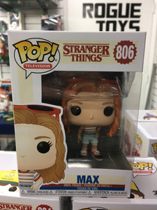 Funko POP! Television Stranger Things Max #806