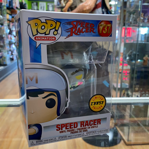 Funko POP! Speed Racer Limited Chase Edition 737