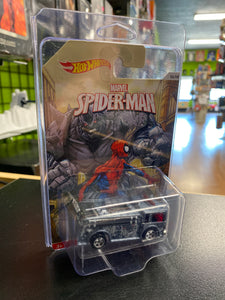 Mattel Hot Wheels Marvel Spider-Man Fire-Eater