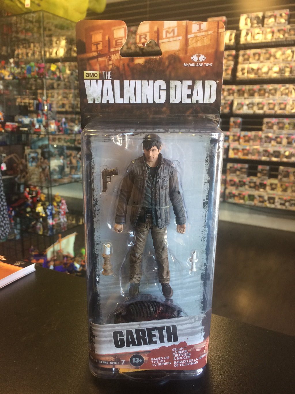 McFarlane The Walking Dead Series 7 Gareth