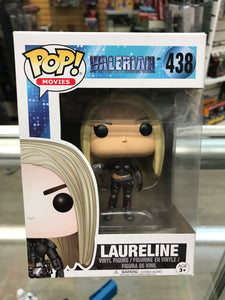 Funko POP! Movies Valerian Laureline #438