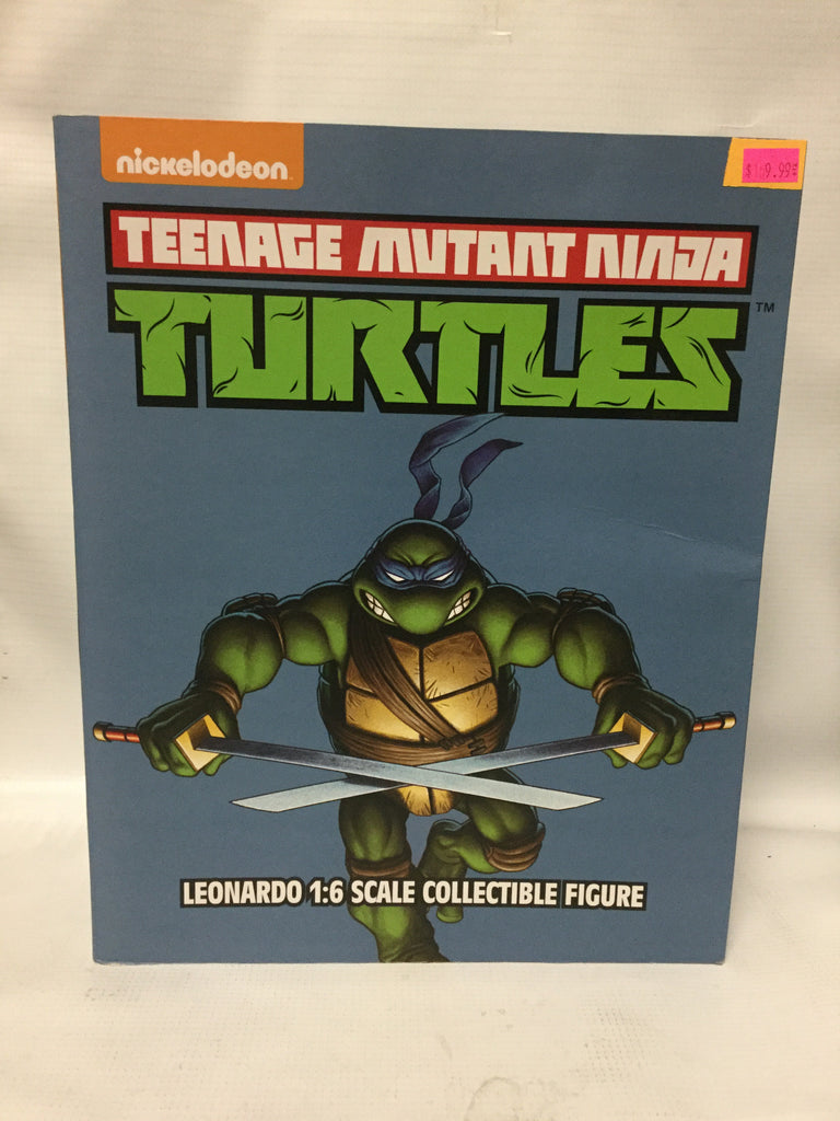 Mondo Teenage Mutant Ninja Turtles Leonardo 1:6 Scale Collectible Figure
