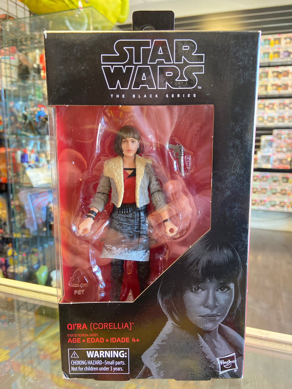 Hasbro Star Wars The Black Series Qi'ra (Corellia)
