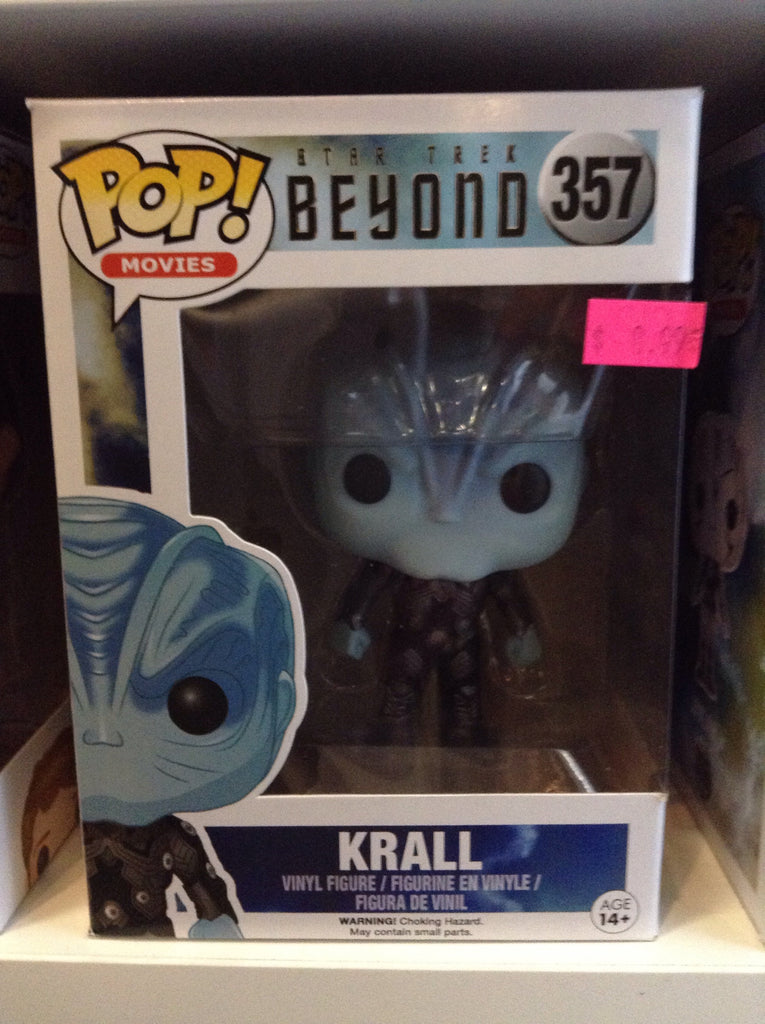 Funko POP! Movies Star Trek Beyond Krall 357