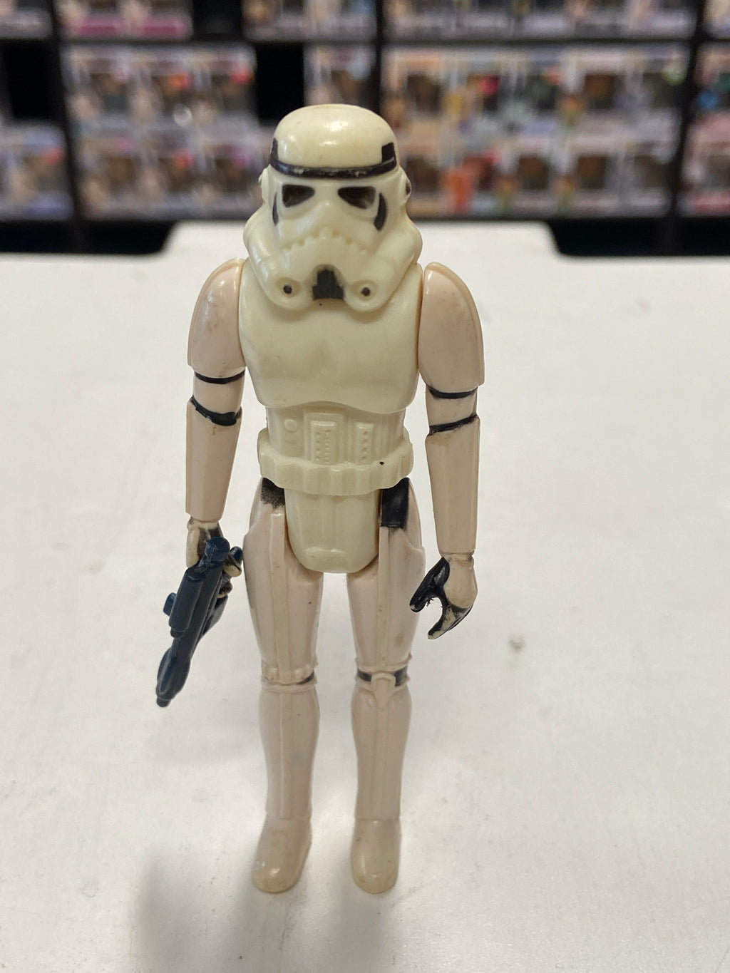 Kenner Star Wars A New Hope vintage Stormtrooper (1977)