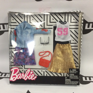 "MATTEL Barbie Deluxe Fashion Pack - ""Fine at #59"""