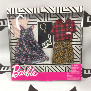 "MATTEL Barbie Deluxe Fashion Pack - ""Leopard Lumberjill"""