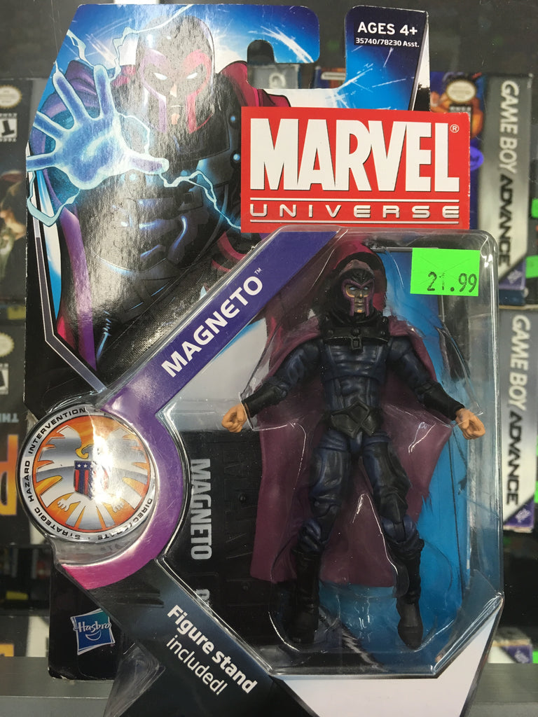 Marvel Universe Magneto Stand