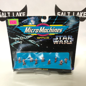 Galoob Micro Machines Star Wars Rebel Pilots