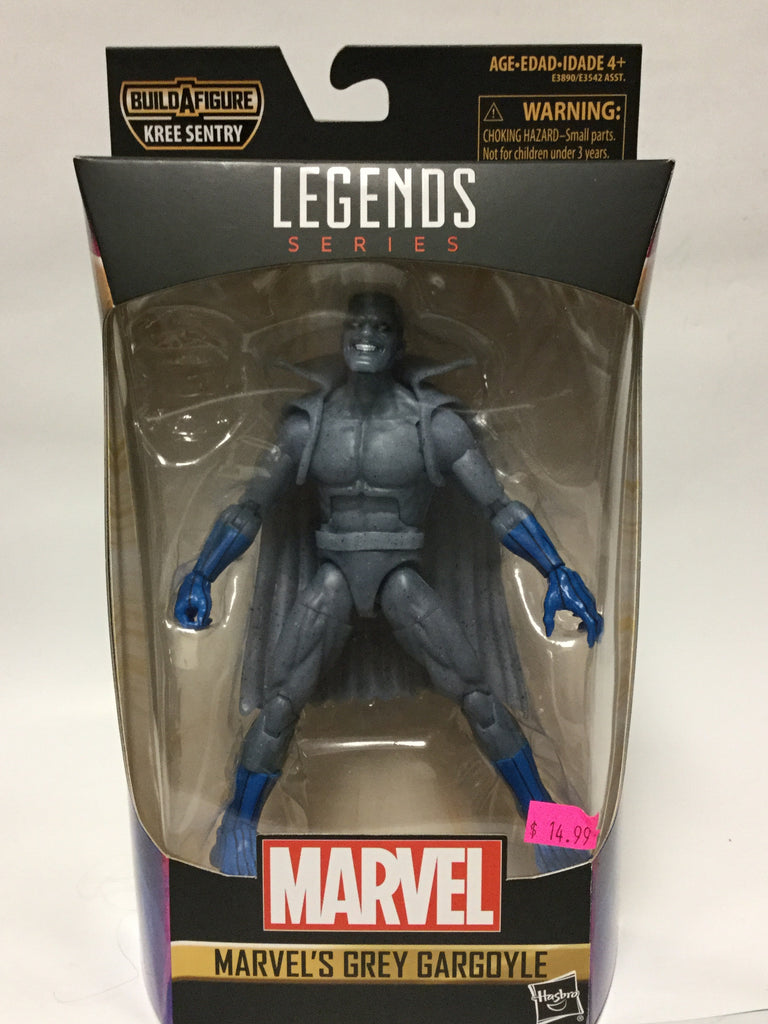 Hasbro Marvel Legends Series Marvel's Grey Gargoyle