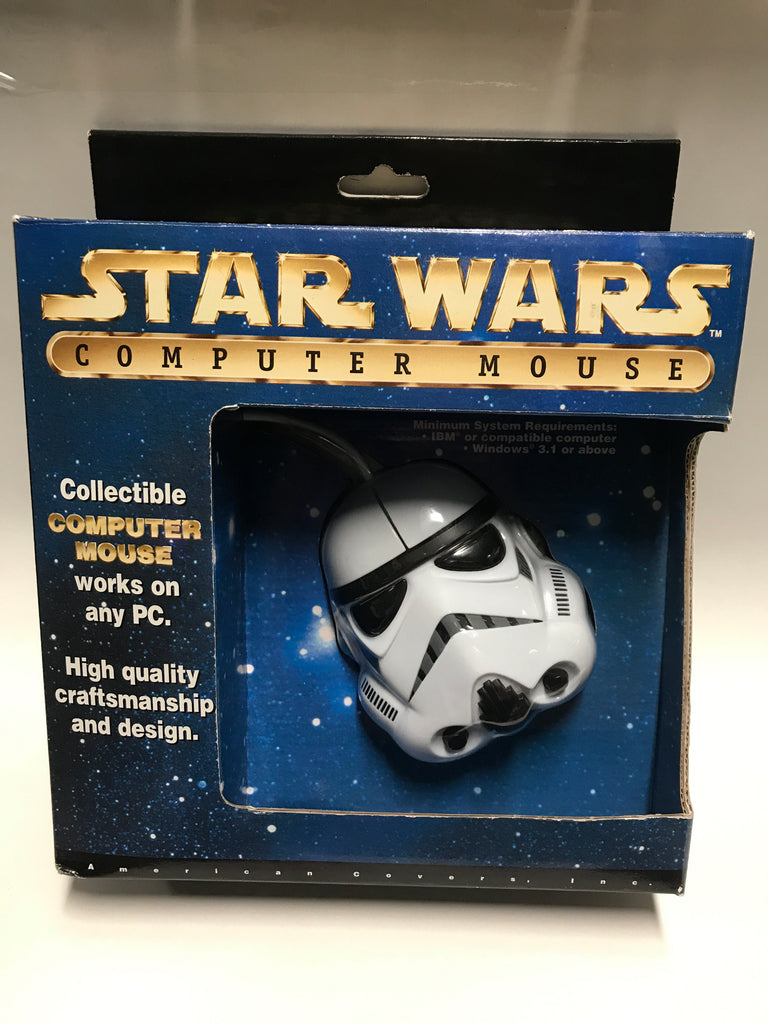 Star Wars Stormtrooper Computer Mouse