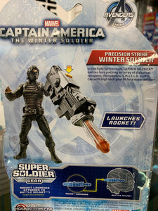 Hasbro Marvel Captain America Precision Strike Winter Solder