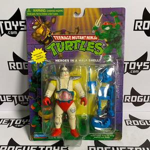 Playmates 1998 Teenage Mutant Ninja Turtles TMNT Heroes In a Half-Shell Krang's Android body