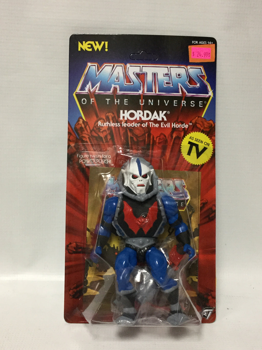 Super 7 New Masters Of The Universe Hordak As Soon On TV