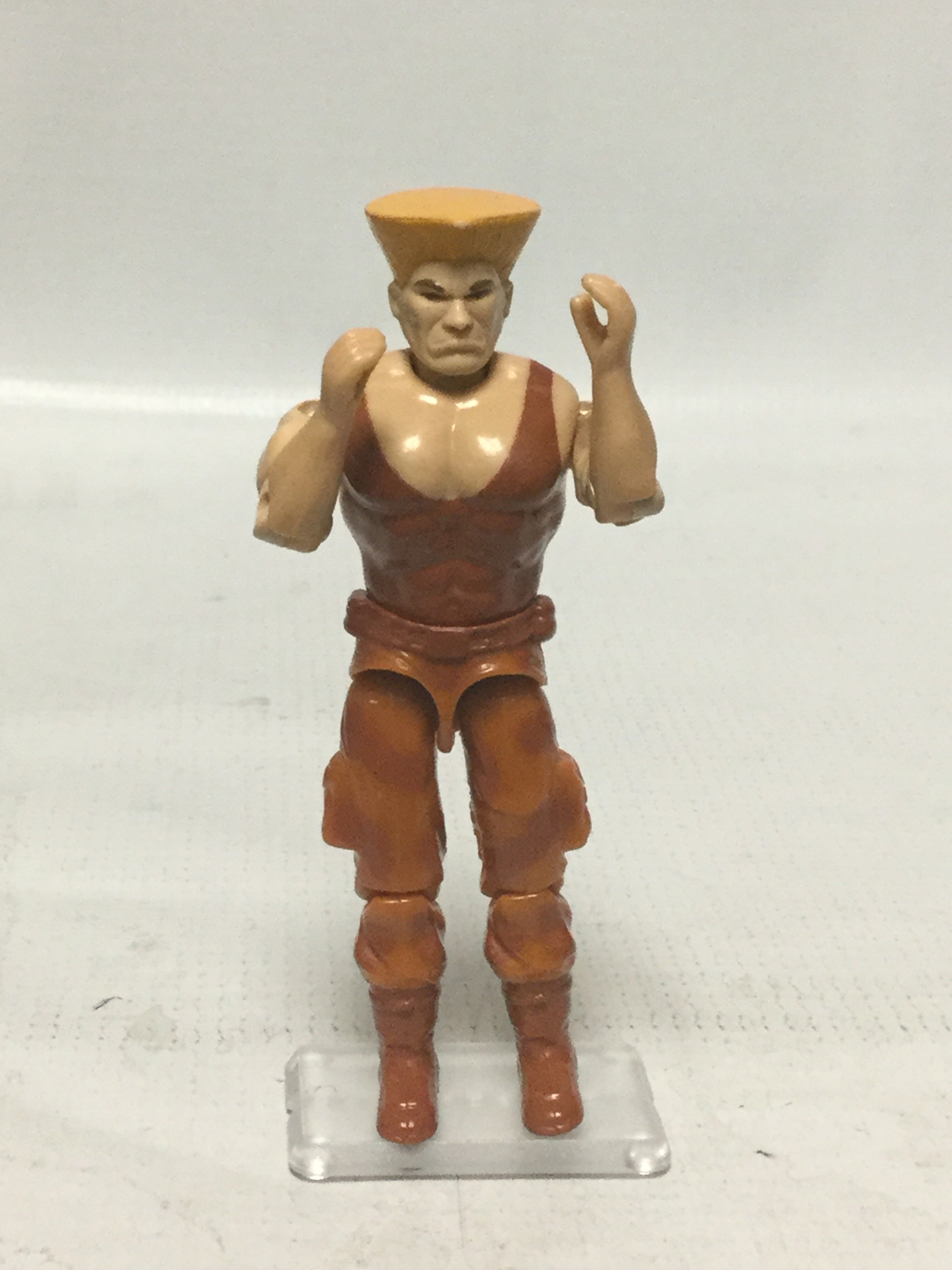 Hasbro G I Joe Street Fighter Guile Brown Rogue Toys