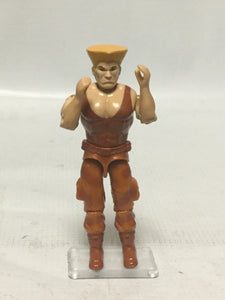 Hasbro G.I. Joe Street Fighter Guile (Brown)