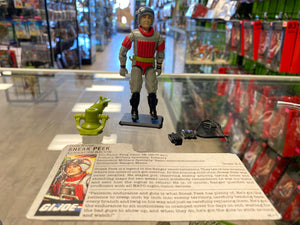 GI Joe Vintage Sneak Peek Advanced Recon