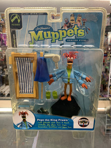 The Muppets Series 5 Pepe the King Prawn