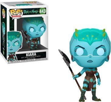 Funko POP! Animation Rick And Morty Kiara