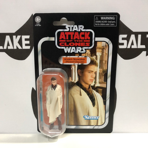 Hasbro Star Wars The Vintage Collection Attack of the Clones Anakin Skywalker (Peasant Disguise)