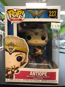 Funko POP! Heroes Wonder Woman ANTIOPE 227