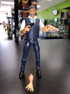 Hasbro Marvel Legends Black Panther ULYSSES KLAUE (M'Baku BAF Wave)