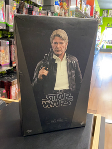 Hot Toys Movie Masterpiece Star Wars Han Solo Force Awakens
