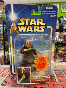 Hasbro Star Wars Attack of the Clones Saesee Tiin